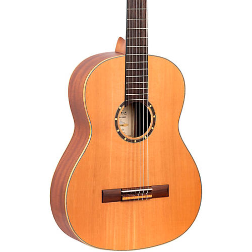 Ortega Family Series R122SN-L Left-Handed Classical Guitar