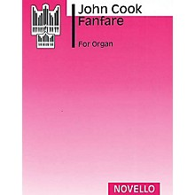 Novello Fanfare for Organ Music Sales America Series