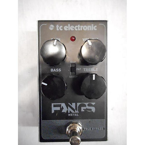 TC Electronic Fangs Metal Effect Pedal