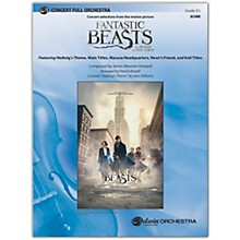 BELWIN Fantastic Beasts and Where to Find Them Conductor Score 3.5
