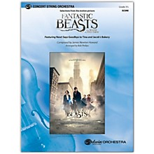 BELWIN Fantastic Beasts and Where to Find Them Conductor Score 3