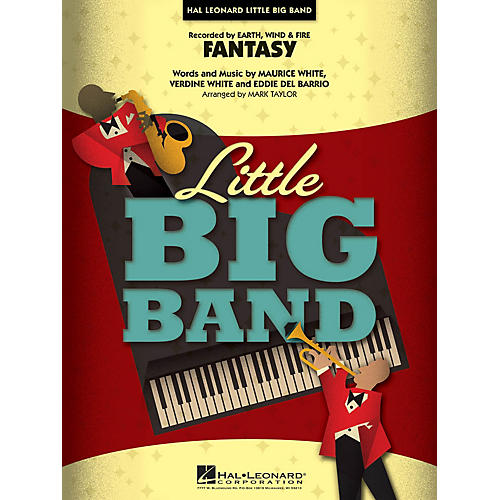 Hal Leonard Fantasy Jazz Band Level 4 Arranged by Mark Taylor