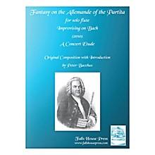 Theodore Presser Fantasy On The Allemande Of The Partita (Book)