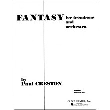 G. Schirmer Fantasy for Trombone Pno/Redorig for Orchestra