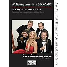 Southern Fantasy in F Minor, K. 594 Southern Music Series by Wolfgang Amadeus Mozart