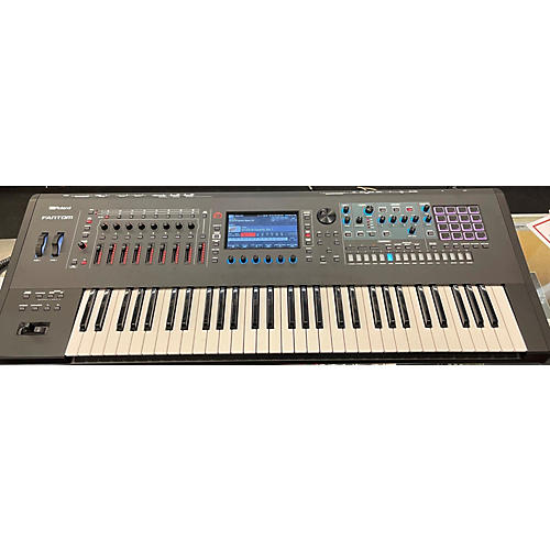 Roland Fantom 6 Keyboard Workstation