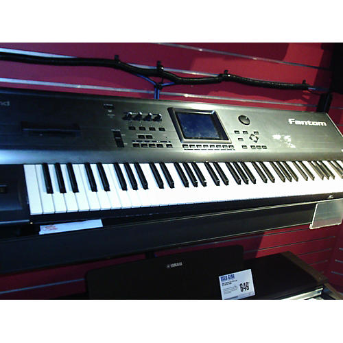 Roland Gw7 Workstation Keyboard : used roland fantom fa76 76 key keyboard workstation guitar center ~ Hamham.info Haus und Dekorationen