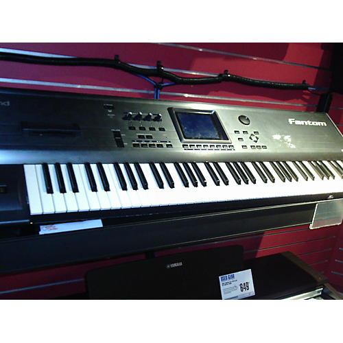 Roland G70 Workstation Keyboard : used roland fantom fa76 76 key keyboard workstation guitar center ~ Hamham.info Haus und Dekorationen
