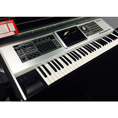 Roland Fantom G6 61 Key Keyboard Workstation