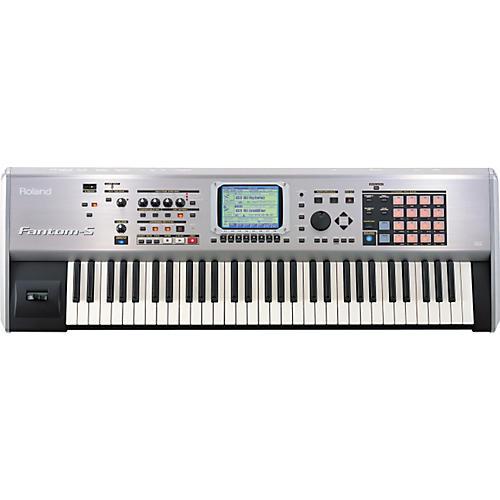 Roland Fantom-S 61-Key Sampling Music Workstation