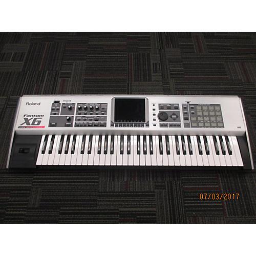 Keyboard Piano Workstation : used roland fantom x6 keyboard workstation guitar center ~ Russianpoet.info Haus und Dekorationen