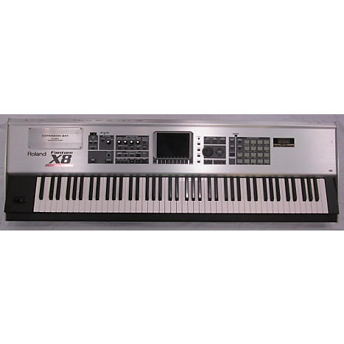 Roland Fantom X8 88 Key Keyboard Workstation