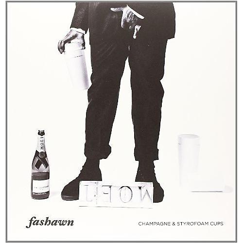 Alliance Fashawn - Champagne and Styrofoam Cups