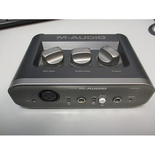 M-Audio Fast Audio Interface