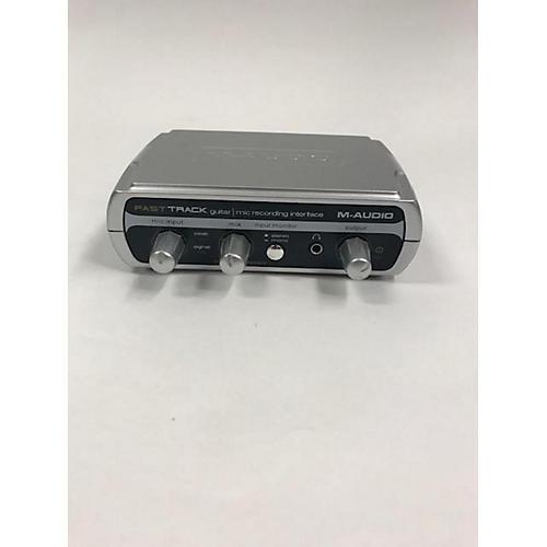 M-Audio Fast Track Audio Interface
