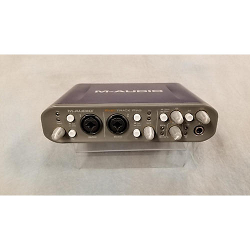M-Audio Fast Track Pro Audio Interface