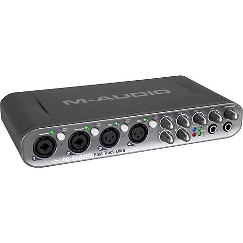 M-Audio Fast Track Ultra USB 2.0 Audio Interface