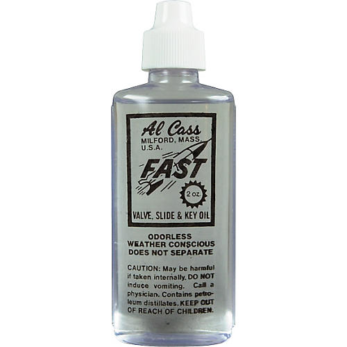 Al Cass Fast Valve, Slide and Key Oil