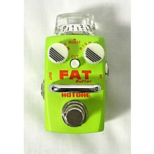 Hotone Effects Fat Buffer Effect Pedal