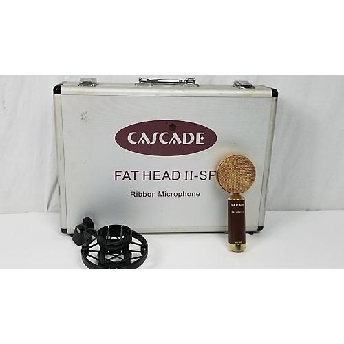 Cascade Fat Head II-sp Ribbon Microphone