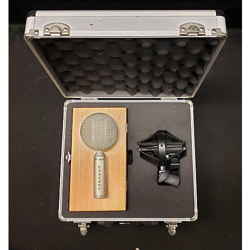 Cascade Fat Head Pair Ribbon Microphone