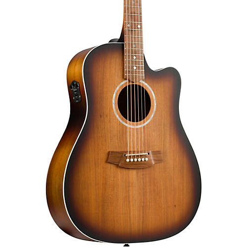 Cole Clark Fat Lady 2 Series Australian Blackwood Dreadnought Acoustic-Electric Guitar