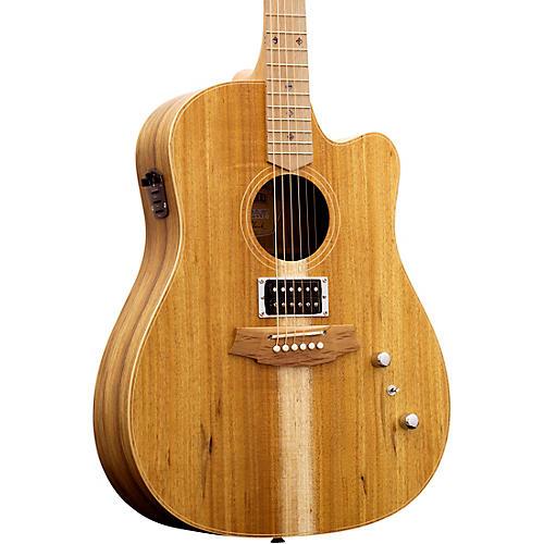 Cole Clark Fat Lady 2 Series Australian Blackwood Dreadnought Humbucker Acoustic-Electric Guitar