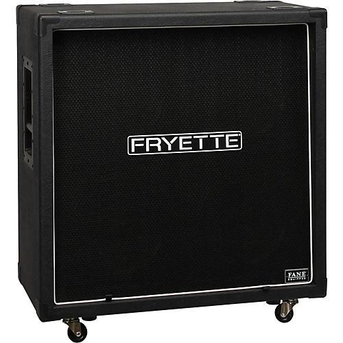 Fryette FatBottom 412 280W 4x12 Guitar Speaker Cabinet - Fane