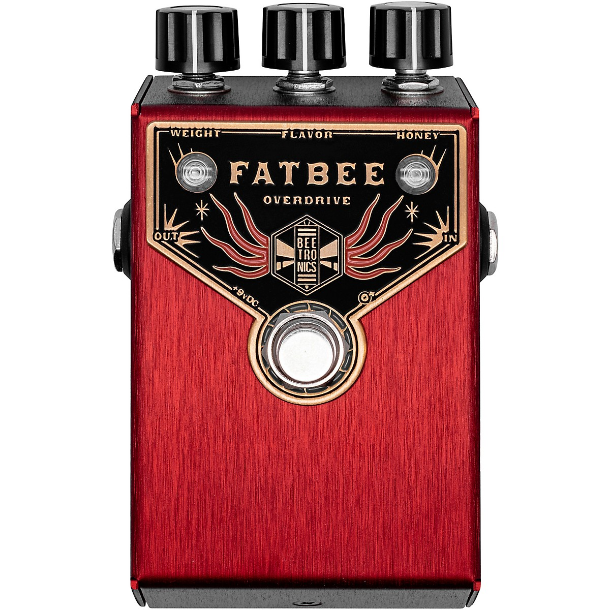 Beetronics FX Fatbee Overdrive Effects Pedal