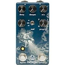 Walrus Audio Fathom Multi-Function Reverb Effects Pedal
