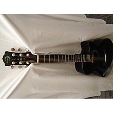 Luna Guitars Fauna Phoenix Acoustic Electric Guitar