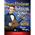 Centerstream Publishing Favorite 19th Century American Songs for Fingerstyle Guitar Book/ Audio Online thumbnail