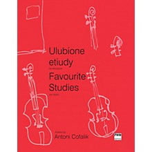 PWM Favorite Studies for Violin (Ulubione etiudy na skrzypce) PWM Series Softcover