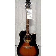 Takamine Fd350smsb Acoustic Electric Guitar
