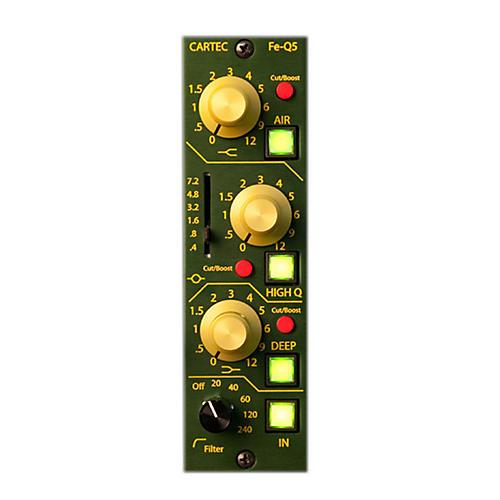 CARTEC Audio Fe-Q5 API 500 Series EQ