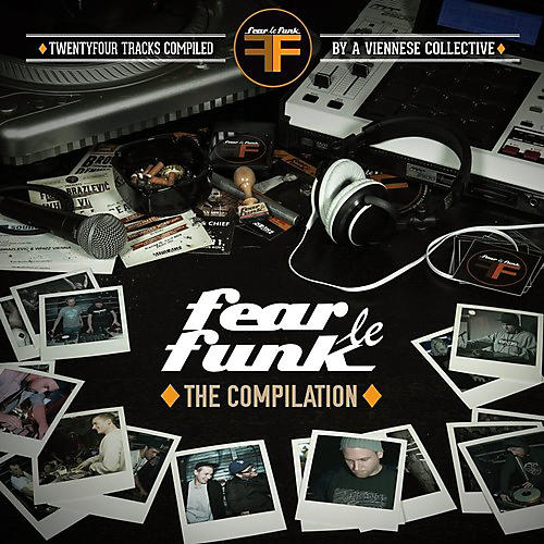 Alliance Fear Le Funk - The Compilation