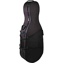 Featherweight Cello Case Black 1/2 Size