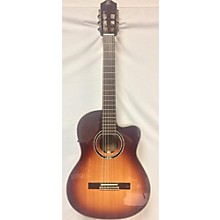 Ortega Feel Series RCE158SN-HSB Classical Acoustic Electric Guitar