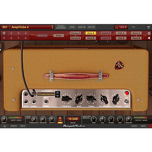 IK Multimedia Fender 2 Power Duo / AmpliTube 4