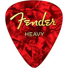 Fender Fender Heavy Pick Mousepad Red