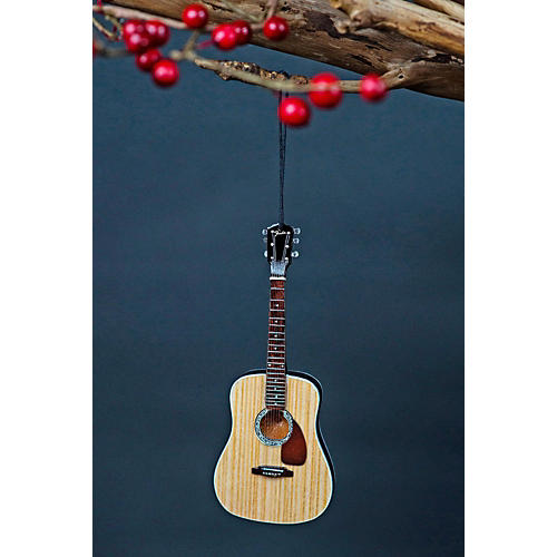 Axe Heaven Fender PD-1 Dreadnought Acoustic 6-Inch Holiday Ornament