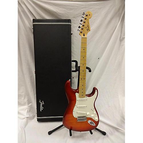 Fender Fender Standard Stratocaster HSS Solid Body Electric Guitar