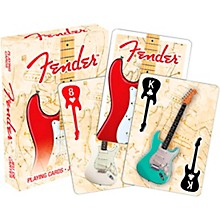 Fender Fender Stratocaster Playing Card Deck