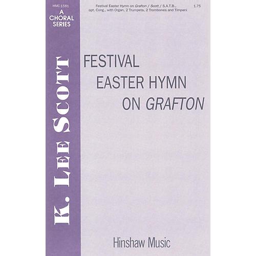 Hinshaw Music Festival Easter Hymn On Grafton SATB arranged by K. Lee Scott