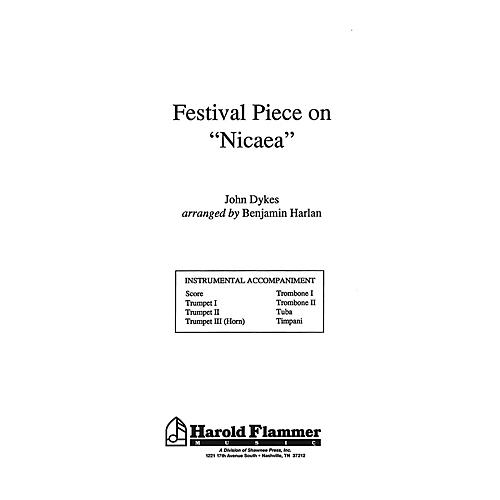 Shawnee Press Festival Piece on Nicaea Shawnee Press Series