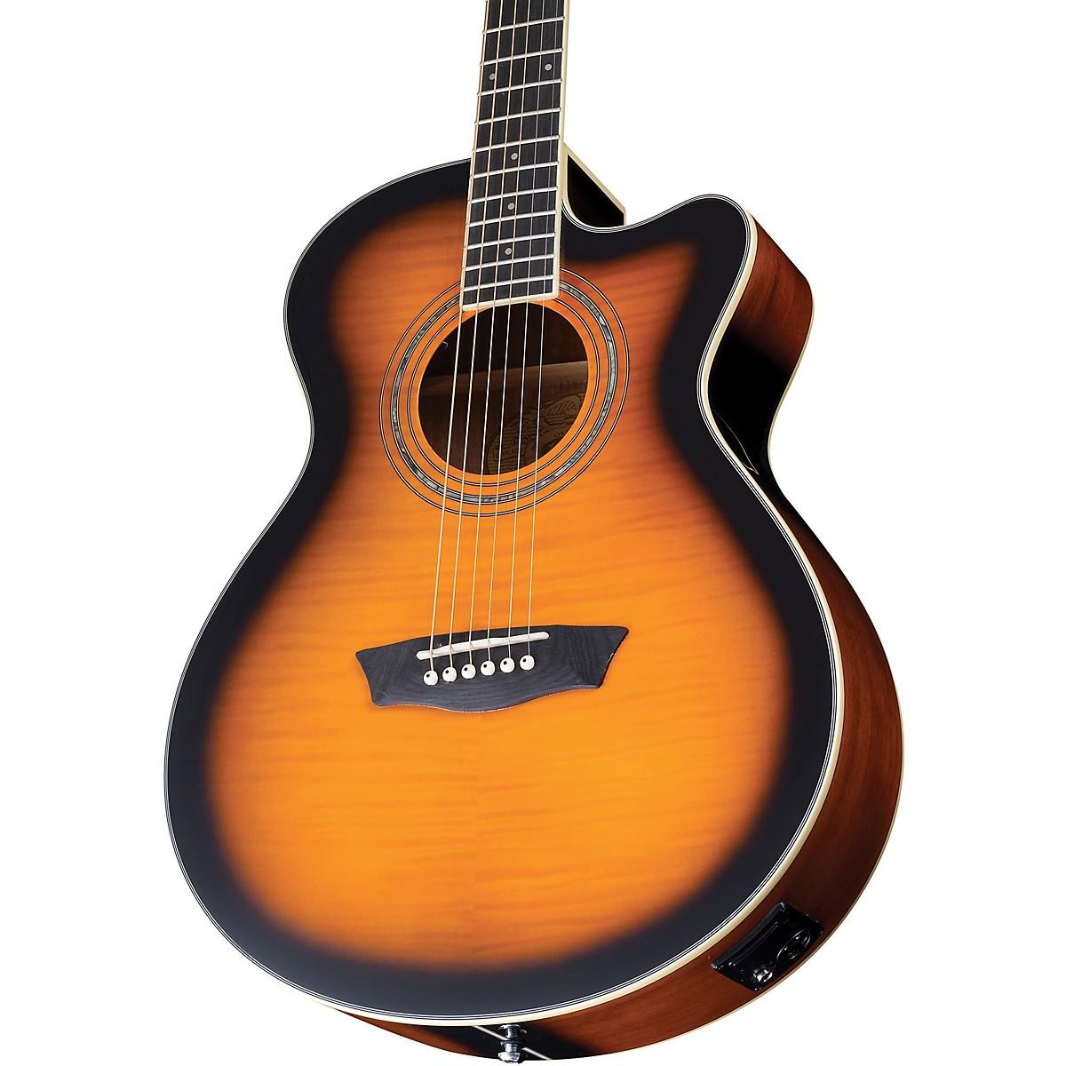 Washburn Festival Series Acoustic-Electric Guitar