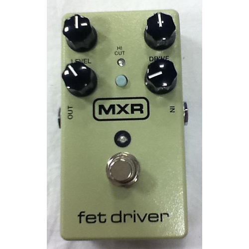 MXR Fet Driver Effect Pedal Package