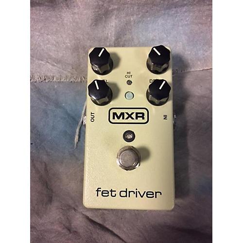 MXR Fet Driver Effect Pedal