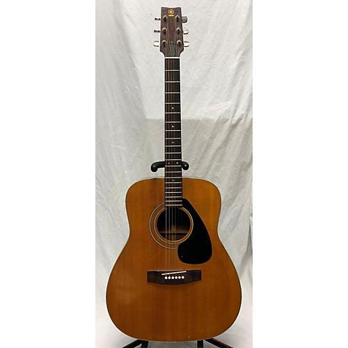 Yamaha Fg160 Acoustic Guitar