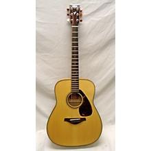 Yamaha Fg750s Acoustic Guitar